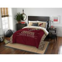 NHL Arizona Coyotes Draft Full/Queen Comforter Set