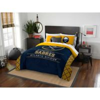 NHL Buffalo Sabres Draft Full/Queen Comforter Set