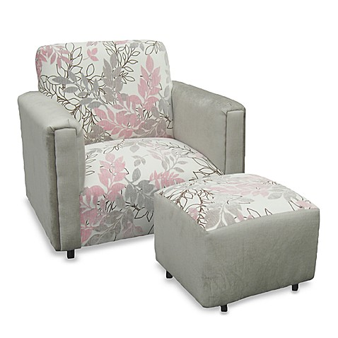 Glenna Jean Zoe Chair and Tuffet