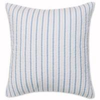 Sag Harbor European Pillow Sham in Taupe