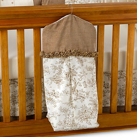 Ashley Diaper Stacker by Glenna Jean