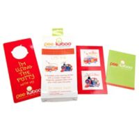 pee-kaboo Let's Roll Kit Potty Sticker