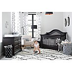 Baby Appleseed 174 Davenport 4 In 1 Convertible Crib In Slate