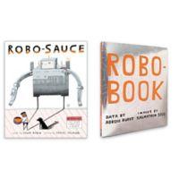 "Interactive Children's Book: ""Robo-Sauce"" by Adam Rubin"