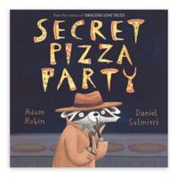"Children's Interactive Book: ""Secret Pizza Party"" by Adam Rubin"