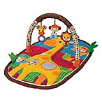 Infantino® Take & Play Safari Activity Gym and Play Mat