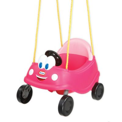 Outdoor Baby Swing >> Little Tikes Princess Cozy Coupe First Swing