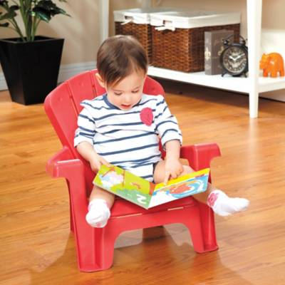 product image for little tikes garden chair in red 2 out of - Little Tikes Garden Chair
