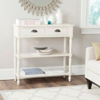 Safavieh Salem Console Table in White