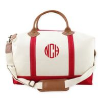 CB Station Weekender Bag in Red