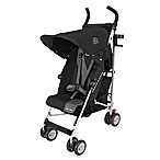 Maclaren Triumph Style Set Stroller in Black/Charcoal