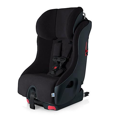 Clek Foonf Convertible Car Seat in Black Shadow | Tuggl