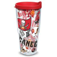 Tervis® NFL Tampa Bay Buccaneers 24 oz. Allover Wrap Tumbler with Lid