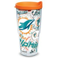 Tervis® NFL Miami Dolphins 24 oz. Allover Wrap Tumbler with Lid