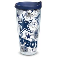 Tervis® NFL Dallas Cowboys 24 oz. Allover Wrap Tumbler with Lid