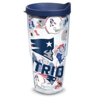 Tervis® NFL New England Patriots 24 oz. Allover Wrap Tumbler with Lid