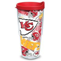 Tervis® NFL Kansas City Chiefs 24 oz. Allover Wrap Tumbler with Lid