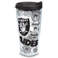 Tervis® NFL Oakland Raiders 24 oz. Allover Wrap Tumbler with Lid