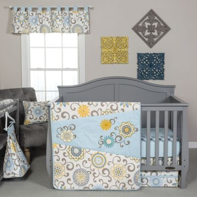 Crib Bedding Sets Trend LabR Waverly Pom Spa 4 Piece