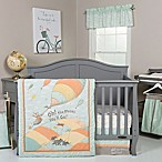 Trend Lab® Dr. Seuss™ Oh! The Places You'll Go 5-Piece Crib Bedding Set in Orange/Yellow