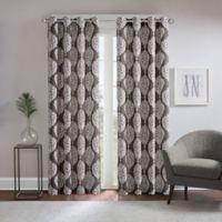 Regency Heights® Zion 95-Inch Grommet Top Room Darkening Window Curtain Panel in Charcoal