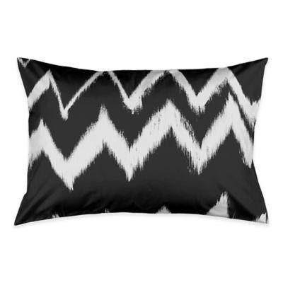 black-and-white-vintage-bedding