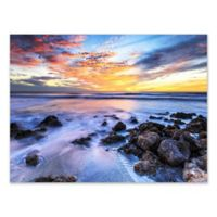 Sundown Canvas Wall Art