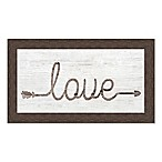 """Love"" Wall Art"
