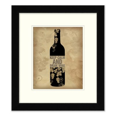 Buy Wine Wall Art Decor from Bed Bath & Beyond