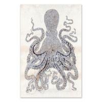 Octopus Canvas Wall Art
