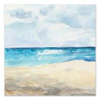 Beach Day Canvas Wall Art