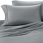 Eucalyptus Origins™ 100% Tencel® Lyocell 400-Thread-Count Striped King Sheet Set in Silver
