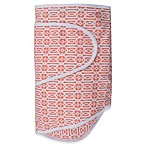 Miracle Blanket® Swaddle in Coral Lattice