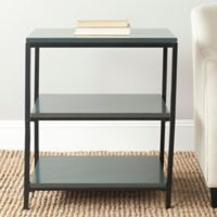 Safavieh Zeke Shelf Table in Steel