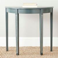 Safavieh Jethro Console Table in Steel