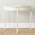 Safavieh Sema Console Table in Antique White