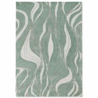Liora Manne 9-Foot x 12-Foot Stream Rug in Ice