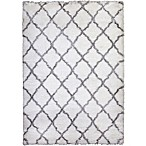 Home Dynamix Oxford 9-Foot 2-Inch x 12-Foot 5-Inch Area Rug in Ivory