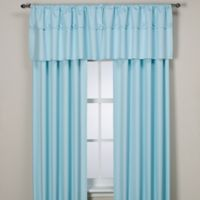 Orlando Window Valance in Pale Blue