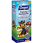 Orajel™ 1.5 oz. Paw Patrol Training Toothpaste in Fruity Fun