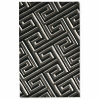 Liora Manne 8-Foot x 10-Foot Maze Rug in Grey
