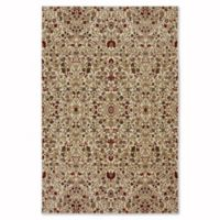 Mohawk Home Symphony 3-Foot 6-Inch x 5-Foot 6-Inch Western Prairie Rug in Ivory