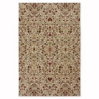 Mohawk Home Symphony 5-Foot 3-Inch x 7-Foot 10-Inch Western Prairie Rug in Ivory
