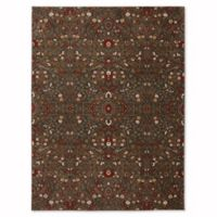 Mohawk Home Symphony 8-Foot x 11-Inch Western Prairie Rug in Saddle