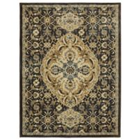 Mohawk Home 8-Foot x 10-Foot Dearborn Area Rug in Denim