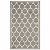 Safavieh Amherst 6-Foot x 9-Foot Links Area Rug in Dark Grey