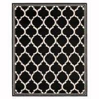 Safavieh Amherst 8-Foot x 10-Foot Links Area Rug in Anthracite