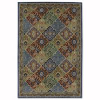 Mohawk Savannah Johnson 8-Foot x 11-Foot Area Rug in Periwinkle