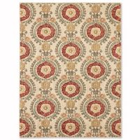 Mohawk Home Marias Ogee 8-Foot x 10-Foot Area Rug