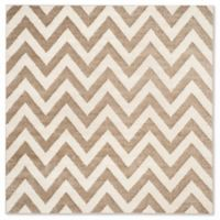 Safavieh Amherst 7-Foot x 7-Foot Chevy Area Rug in Wheat